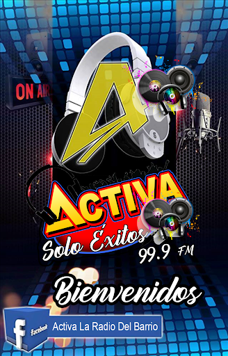 ACTIVA RADIO 99.9 fm screenshot 1