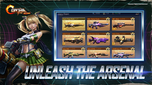 Contra Returns Apkfinish screenshots 14