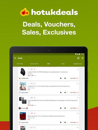hotukdeals - Deals & Discounts apktram screenshots 16