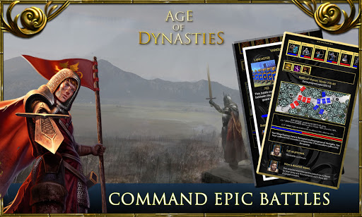 Age of Dynasties: Medieval War apktram screenshots 13