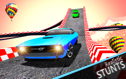 Mega Ramp Car Jumping 3D: Car Stunt Game apkmr screenshots 4
