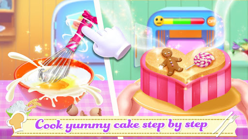ud83eudd24ud83cudf70 Cake Shop  - Bake & Decorate Boutique 3.7.5038 screenshots 11