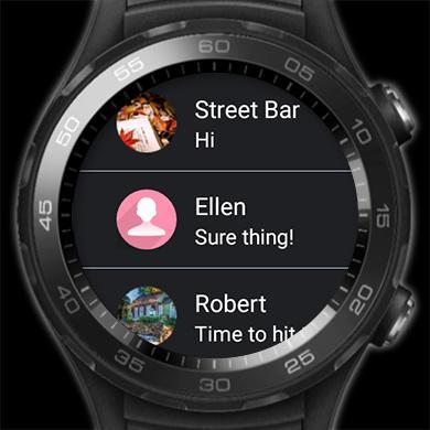 Handcent Next SMS - Best texting w/ MMS & stickers screenshots 11