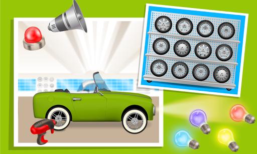 Mechanic Max - Kids Game apkslow screenshots 4