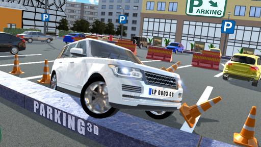 Télécharger Luxury SUV Car Parking APK MOD 1