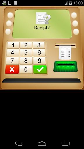 ATM cash and money simulator game 2 Apkfinish screenshots 4