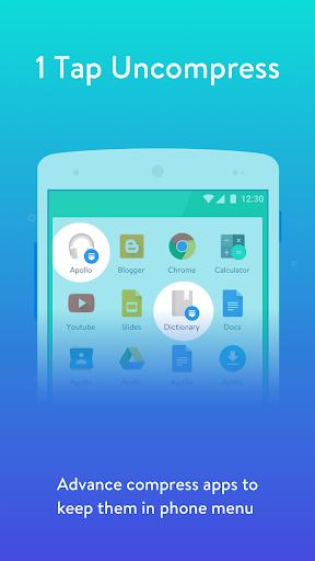 Never Uninstall Apps - SpaceUp apktram screenshots 3