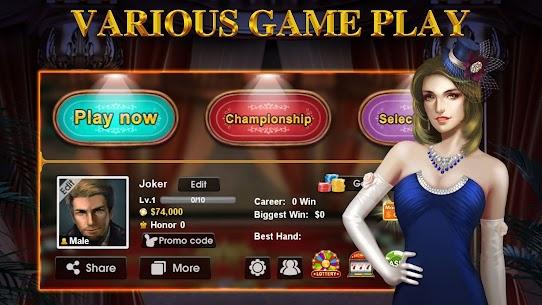 DH Texas Poker – Texas Hold' em Apk Download 5