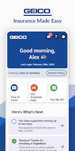 GEICO Mobile – Car Insurance Apk Download 4