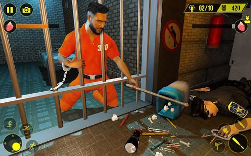 US Prison Escape Mission :Jail Break Action Game 1.0.28 Screenshots 6