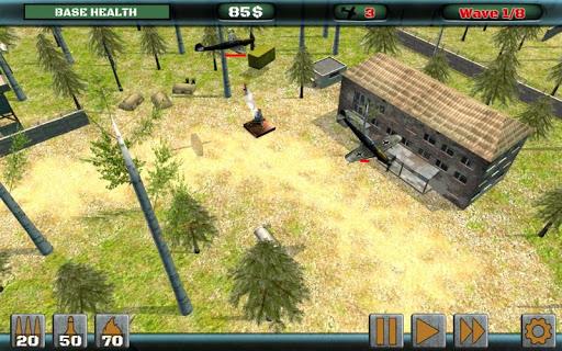 World War 3 - Global Conflict (Tower Defense) 1.6 screenshots 7