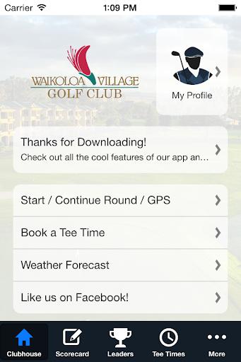 waikoloa village golf club screenshot 2
