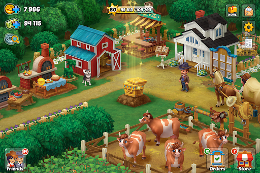 Wild West: New Frontier. Build your super farm. apktram screenshots 24