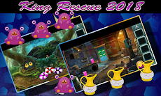 Best Escape Games -32- King Rescue 2018 Gameのおすすめ画像3