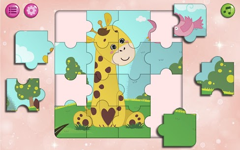 Kids Puzzles Game for Girls  Boys Apk Download 2021 5