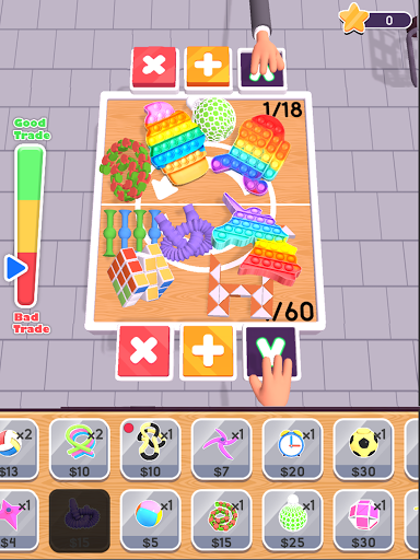 Fidget Trading 3D screenshots 15