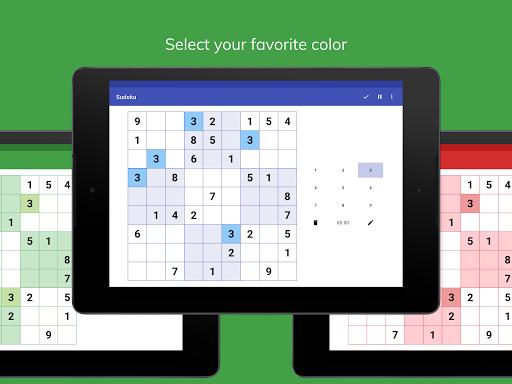 Sudoku - Free & Offline 2.4.0 Screenshots 13