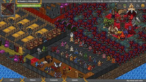 RPG MO - MMORPG 1.9.1 screenshots 22