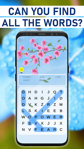 Bible Word Search Puzzle Game: Find Words For Free 1.2 screenshots 1