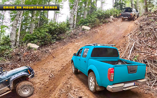 Pickup truck driving game: truck driver simulator  screenshots 6