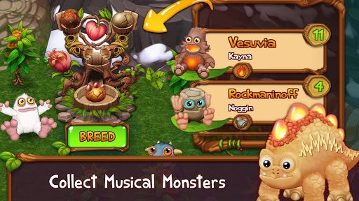 My Singing Monsters: Dawn of Fire 2.6.1 screenshots 1