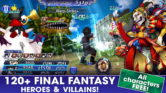 Dissidia Final Fantasy Opera Omnia APK 1.42.1 – {Versão atualizada} 1