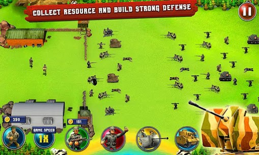 World War 2 Tower Defense Game MOD Apk 1.0.8 (Unlocked) 1