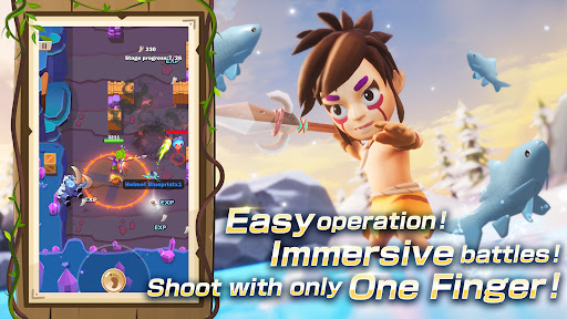 Cave Shooter-Instant Shooting  screenshots 2