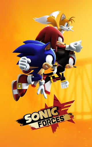 Sonic Forces u2013 Multiplayer Racing & Battle Game  screenshots 9