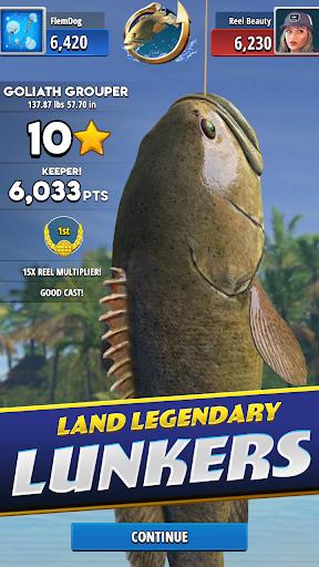 TAP SPORTS Fishing Game  screenshots 3