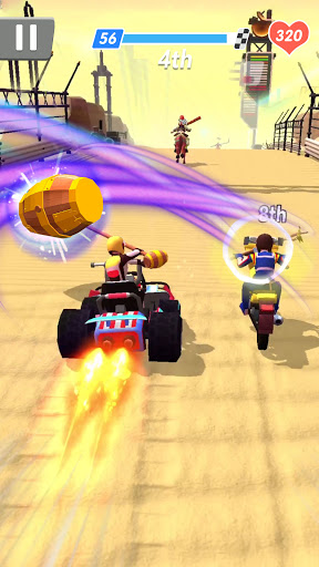 Racing Smash 3D 1.0.20 screenshots 2