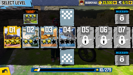 Trial Xtreme 4 Remastered apkmr screenshots 4