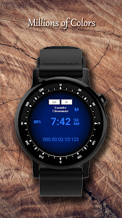 Courser Classic: Watch Face