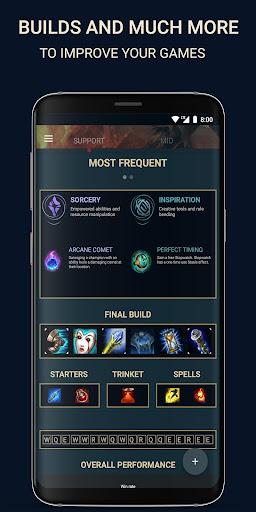 LoL Builds - Champion GG for League of Legends 1.0.3.0 screenshots 2