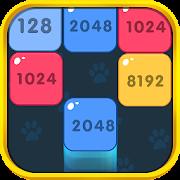 2048 Shoot & Merge Block Puzzle