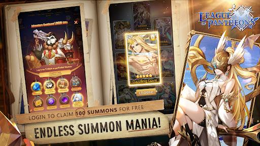 League of Pantheons  screenshots 2