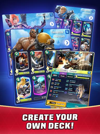 Champion Strike: Hero Clash Battle Arena  screenshots 13