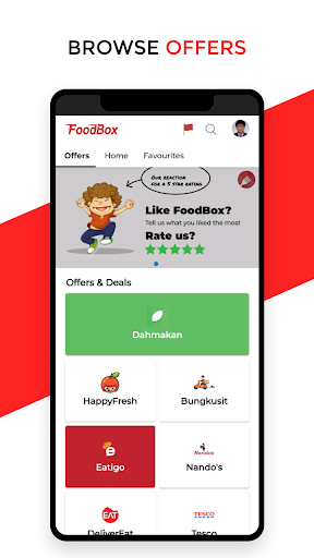 All in One Food Delivery App | Order Food Online 1.5.2 Screenshots 2
