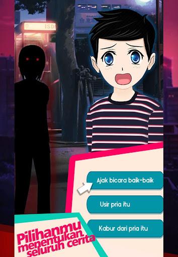 Kode Keras Anak Indigo - Visual Novel Indonesia 1.51 Screenshots 13