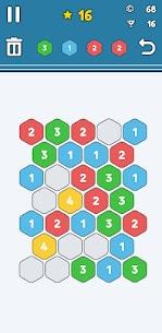Merge Number Puzzle v3 mod APK (Unlimited Money) Download 1