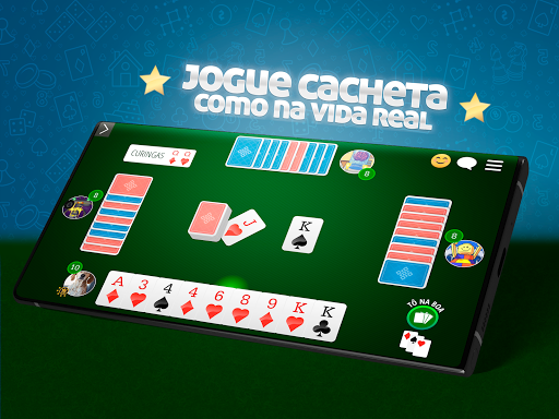 Cacheta Gin Rummy Online 102.1.52 screenshots 6