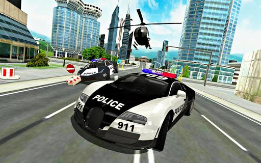 cop driver - police car simulator screenshot 1