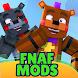FNAF Mods for Minecraft PE