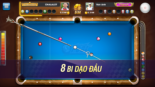 Bida ZingPlay u2013 Bia 8 bi u2013 Bi a 8 Ball Pool 31 screenshots 1