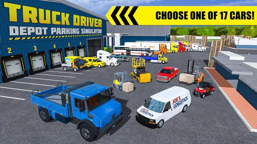 Truck Driver: Depot Parking Simulator 1.2 screenshots 5