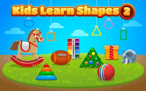 Kids Learn Shapes 2 Lite 1.3 screenshots 1