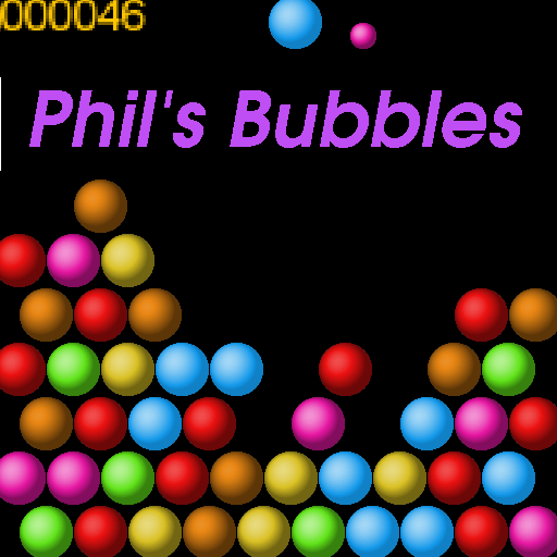 Phil's Bubbles For PC Windows (7, 8, 10 and 10x) & Mac Computer
