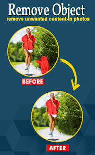 PixelRetouch - Remove unwanted content in photos Screenshot