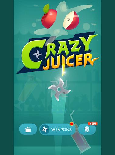 Crazy Juicer - Slice Fruit Game for Free screenshots 7