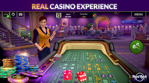 Hard Rock Blackjack & Casino 39.7.0 screenshots 9